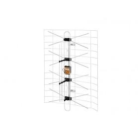 Antena zewnętrzna SIATKOWA  DIPOL 3DX  szerokopasmowa MUX8