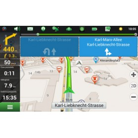 Mapy NAVITEL App  45 krajów Europa ( voucher)