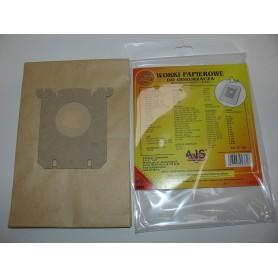 Worki papierowe ELECTROLUX/PHILIPS1kpl  BA11 FR-3816