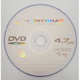 Płyta DVD-R  ESPERANZA